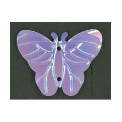 Flitry - fialový motýlek 10387-189 fialový motýlek 5 g