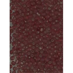 Broušené korálky 4 mm 30020 sv. safír bal. 100 ks