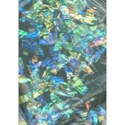 Glitry fialové - jemný posyp 4364-832  bal. 50 g