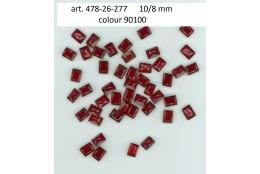 Kabošon skleněný 10 mm