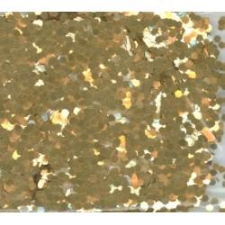 Glitr zlatý 18 karátů 2 mm A0218