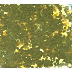Glitr zlatý 2 mm A0205