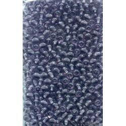 Korálky mačkané 70ks Z111-19-001 4mm fialové