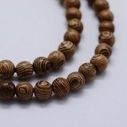 Korálek dřevěný L3499