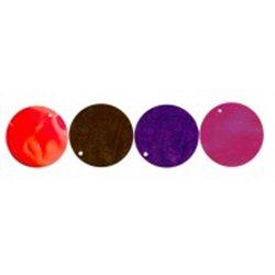 Flitry mix  barev 20 mm bal. 20g (4x5g)