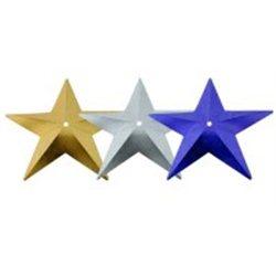 Flitry mix-hvězdy s dírkou bal. 30g (3x10g)
