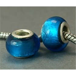 Korálek modrý L0235