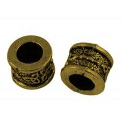 kovový korálek L0404