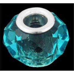 Modrý korálek L0408