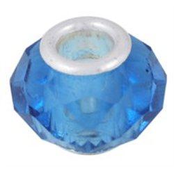 Modrý korálek L0409