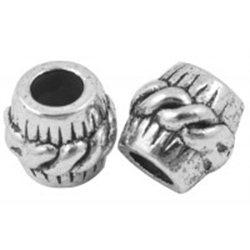 kovový korálek L0509 - SOUDEK