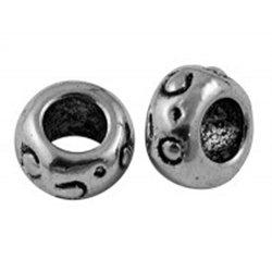 kovový korálek L0510