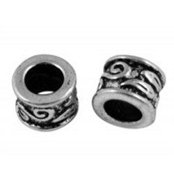 Korálek kovový L0518