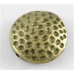 kovový korálek L0596