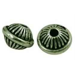 kovový korálek L0608