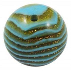 Korálek z pryskyřice L0766