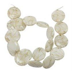 Korálek z perleťoviny L0800