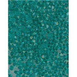 M.C. rondelky 3x5 mm, 144ks 451-49-301 60220 aqua