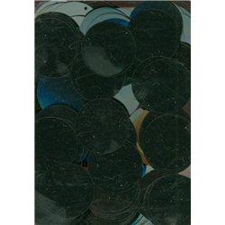 černé flitry 20 mm (2 cm) 6768-041 bal. 3 g (cca 40ks)