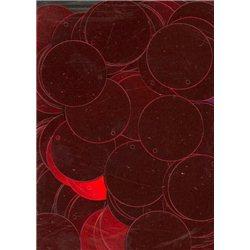 Flitry červené, rovné 20 mm 6768-020