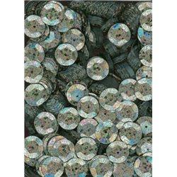 šedé flitry 10 mm (1 cm) miska 6741-193 bal. 3 g (cca130ks)