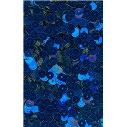 modré flitry 5 mm (0,5 cm) rovné 6679-312 bal. 1.000 ks (5g)