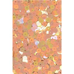 růžové flitry 5 mm (0,5 cm) rovné 6680-436 bal. 1.000 ks (5g)