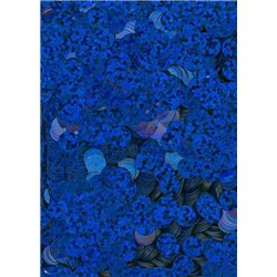 flitry 6 mm rovné král. modř laser 6713-184 bal. 3 g (cca375ks)