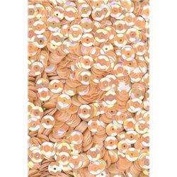 růžové flitry 6 mm miska 6705-436 bal. 3 g (cca375ks)