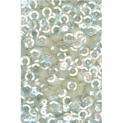 Flitry perleťové, miska 6 mm 6705-441