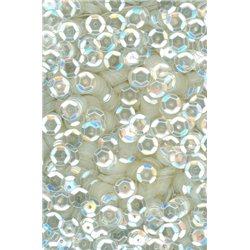 perleťové flitry 6 mm miska 6705-441 bal. 3 g (cca375ks)
