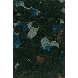 černé flitry 8 mm rovné 6733-041 bal. 3 g (cca200ks)