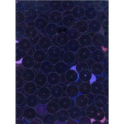 fialové flitry 8 mm rovné 6733-832 bal. 3 g (cca200ks)