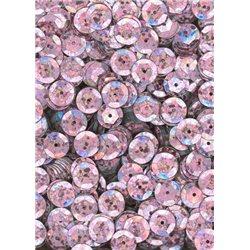 růžové flitry 8 mm miska 6721-192 bal. 3 g (cca200ks)