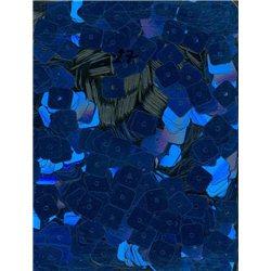 modré flitry 6 mm čtvercové rovné 20900-312 bal. 3 g (cca240ks)