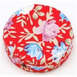 Korálek látkový (bavlna), L0928