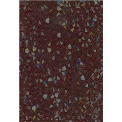 M.C. rondelky 3x5 mm, barva 90120 - granát ,  bal. 1 grs (144 ks)