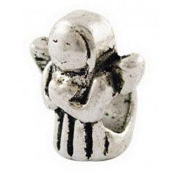 Korálek kovový, anděl L2120