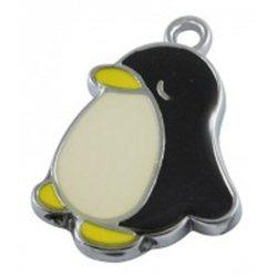 Přívěsek, tučňák L2244