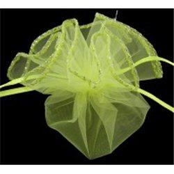 Elegantní dárkové balení z organzy - L2466D