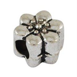 Korálek kovový, květina L2557