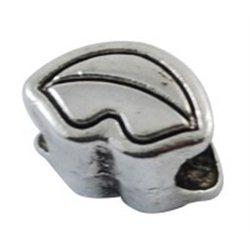 ÚSTA - Kovový korálek L2568
