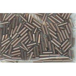 Rokail (rokajl) Bugles (čípky) tm. fialová, (6-10 mm) č. 162S balení 50g 50 g