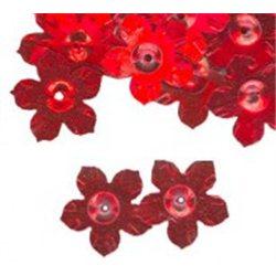 Flitry - květina s dírkou 6778-020  květina 5 g