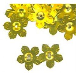 Flitry - květina s dírkou 6778-029  květina 5 g
