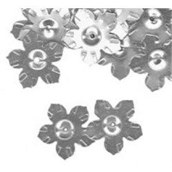 Flitry - květina s dírkou 6778-124  květina 5 g