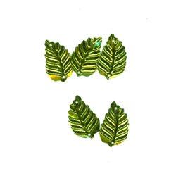 Flitry - světle zelený lístek 326-326