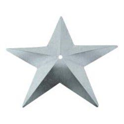 Flitry - stříbrná hvězda s dírkou 329-124  hvězda 5 g