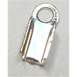 Kovová koncovka plochá L2721, bal.100ks