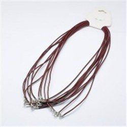 Kožený náhrdelník L2760